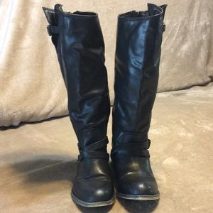 Lei Mid-Calf Boots Size 9